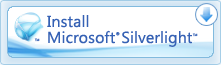 Installation of Microsoft Silverlight